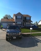 Replacing existing shingles and installing 20squares OF IKO CAMBRIDGE DUSL BLACK