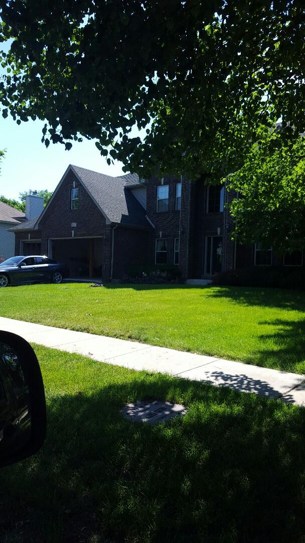 Oswego, IL - Flashing/roof leak