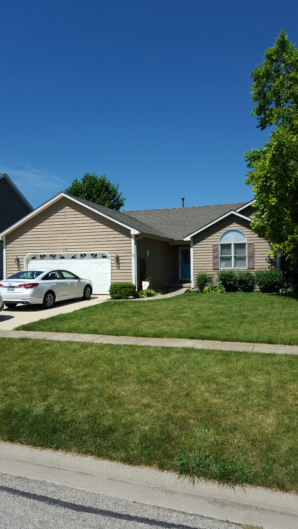 Hinckley, IL - New gutter project starting soon