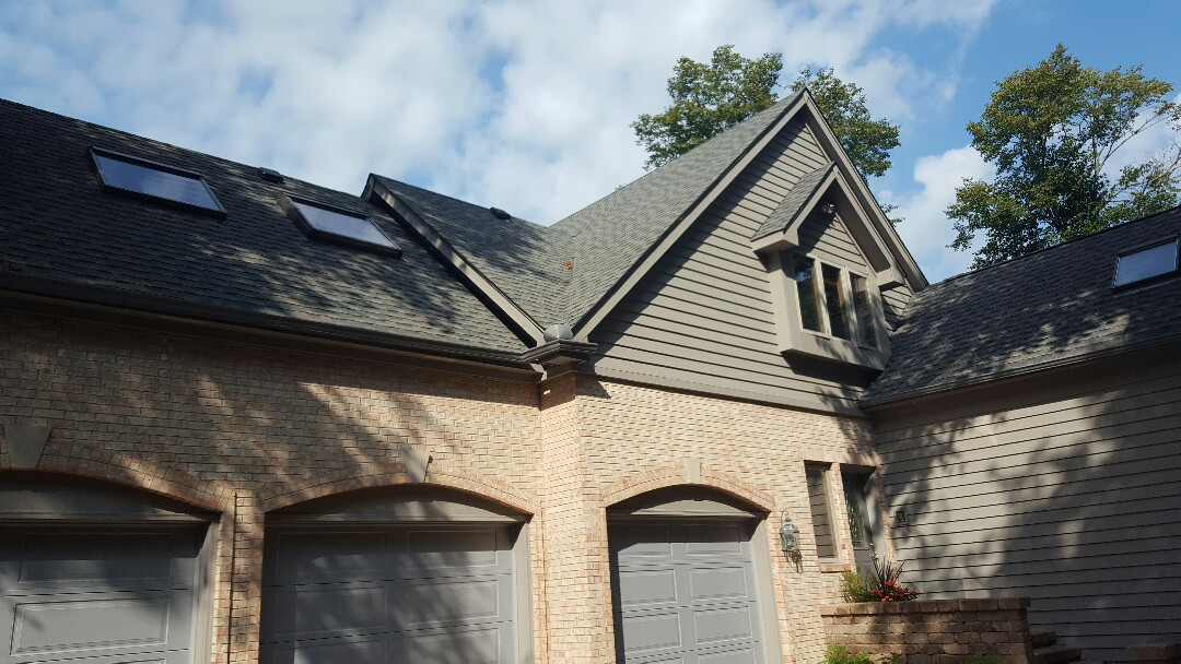 Oswego, IL - New Velux skylight project getting ready to start soon.  Stay tuned for more