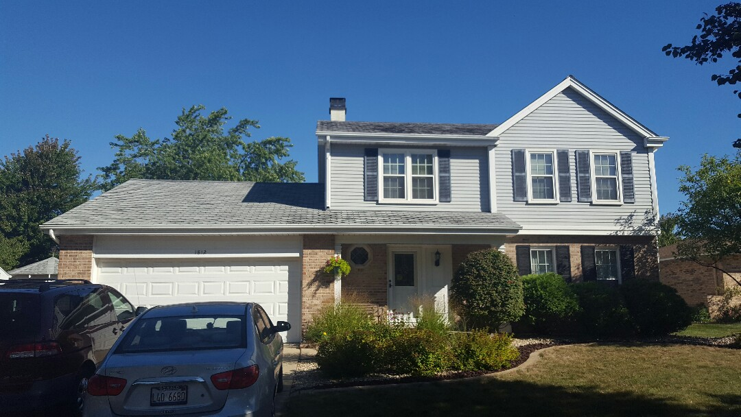 Woodridge, IL - New roof estimate