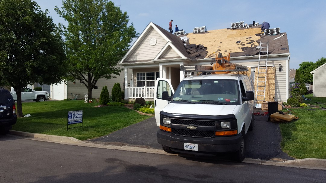Montgomery, IL - New iko cambridge roof  starting today