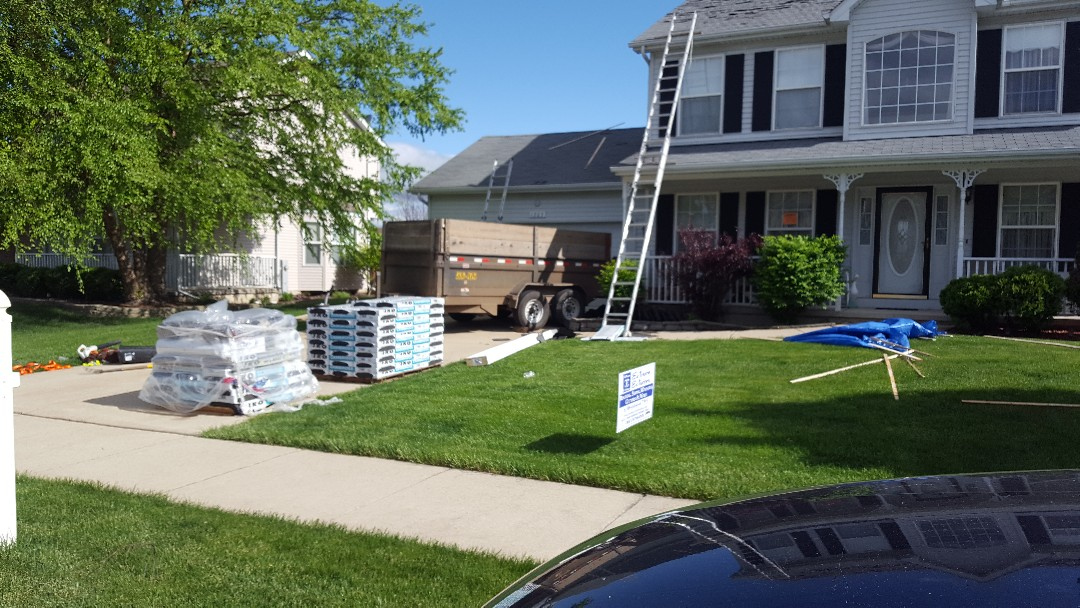 Yorkville, IL - New iko cambridge roof  starting today