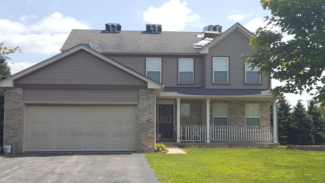 Plainfield, IL - New roof coming next week