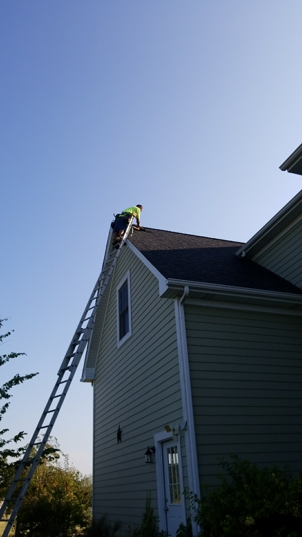 Newark, IL - Roof repair
