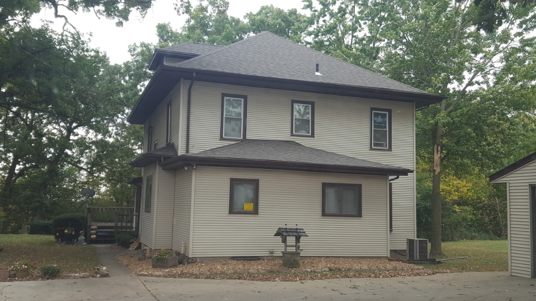 Ottawa, IL - New roof and gutters