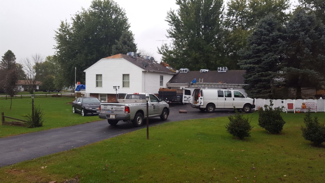 Plano, IL - New iko cambridge roof starting today