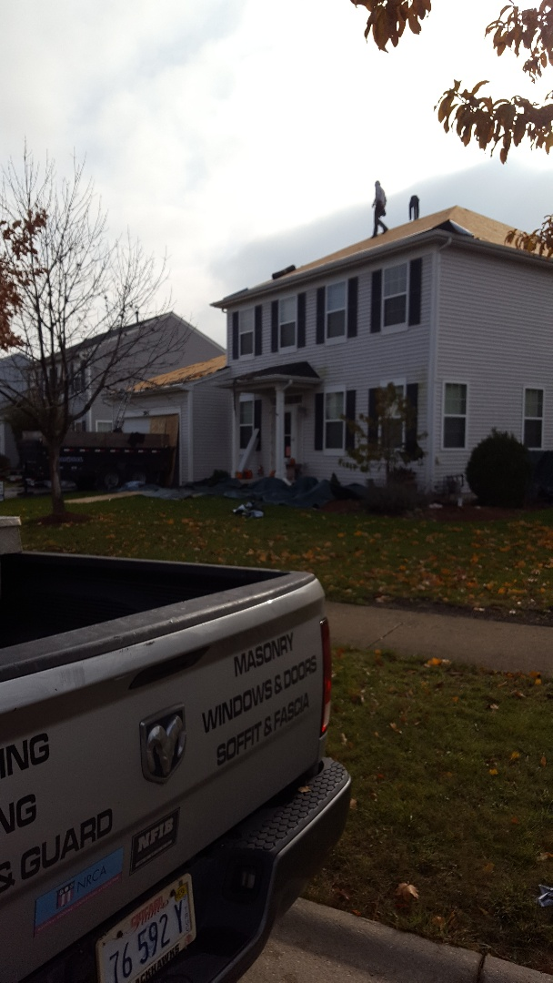 Aurora, IL - New iko cambridge roof starting today