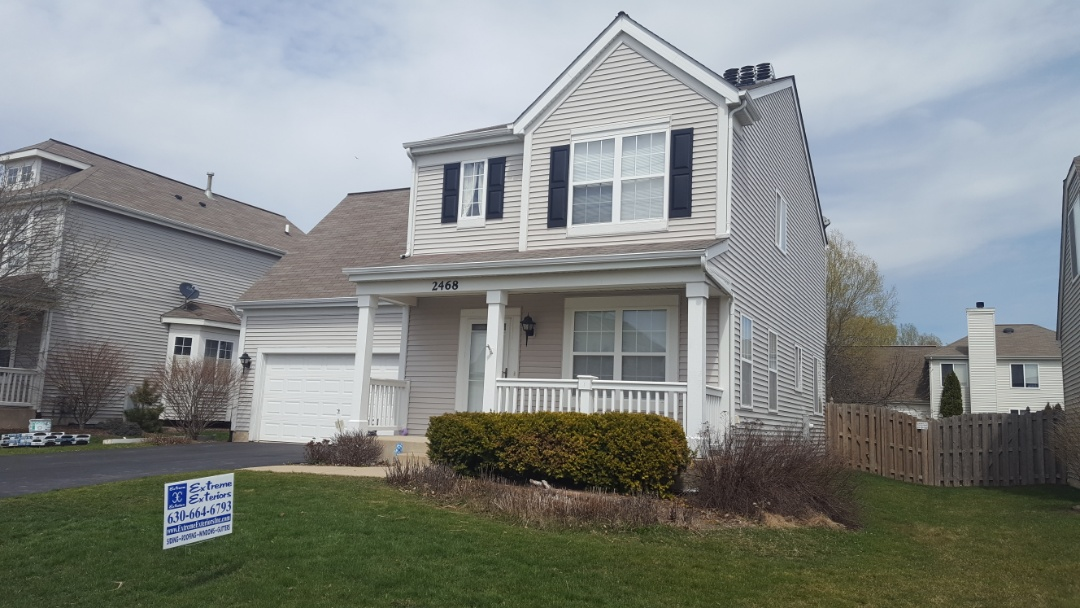Montgomery, IL - New IKO roof coming tomorrow
