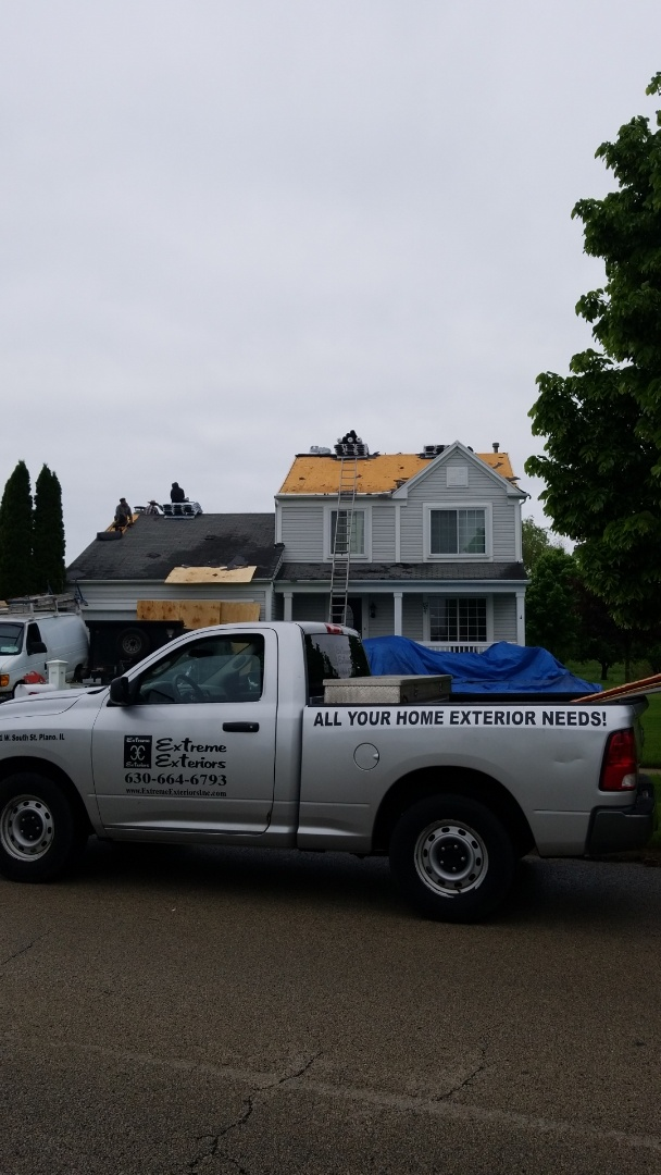 Oswego, IL - New iko cambridge roofing system starting today