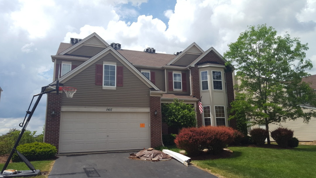 Plainfield, IL - New IKO roof coming tomorrow