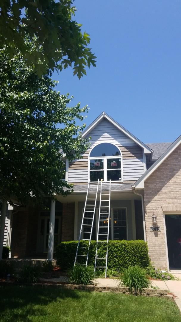 Naperville, IL - New alliance window