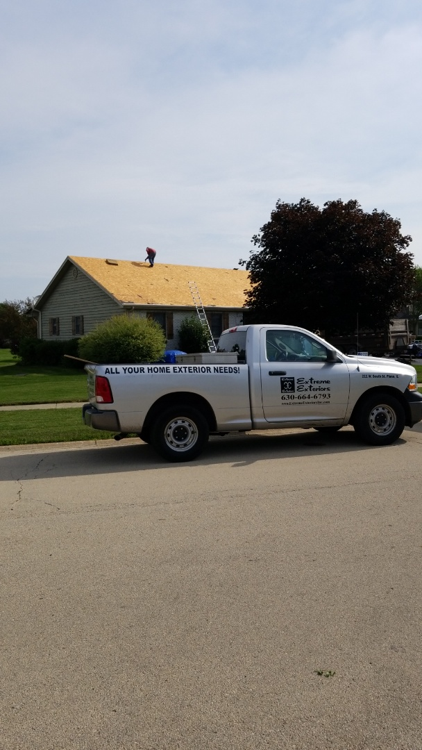Sandwich, IL - New iko cambridge AR roofing system starting today