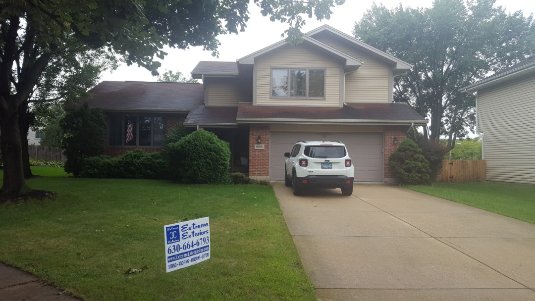 Aurora, IL - New roof coming next week