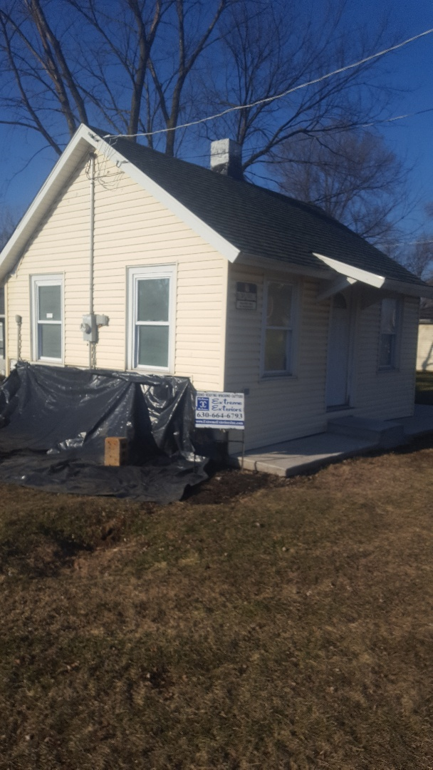 Aurora, IL - Roof repair