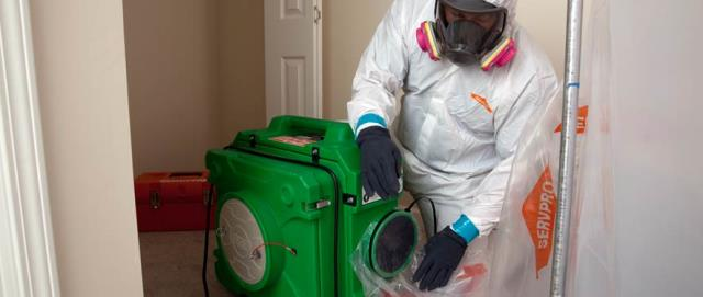 Sewage Cleanup and Restoration : Water from sewer system backups should be considered very dangerous. The water is grossly unsanitary and may contain bacteria and viruses that could cause serious illness.  Read More Here: https://www.servprowestpensacola.com/sewage-cleanup