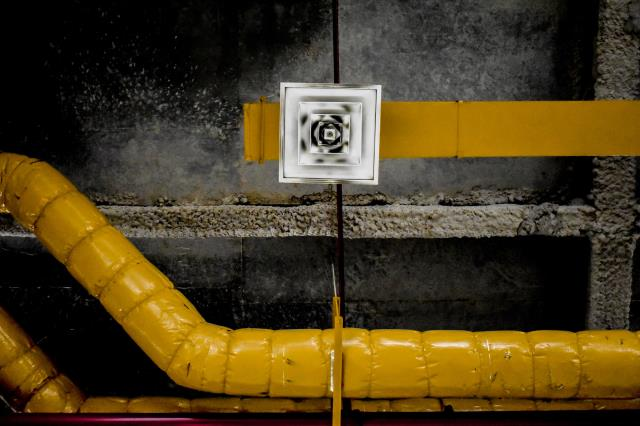 Specialty Cleaning Services for Air Ducts and HVAC.