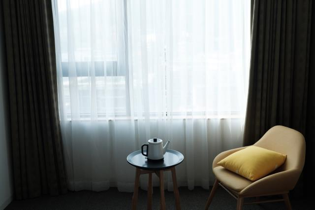 Specialty Cleaning Services Drapes and Blinds.