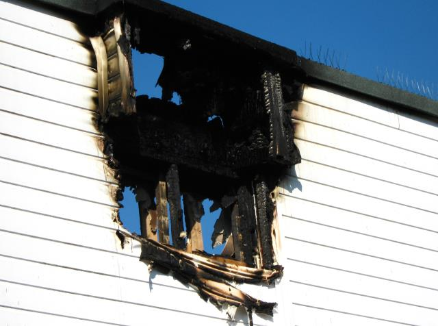 Inspection and Fire Damage Assessment.