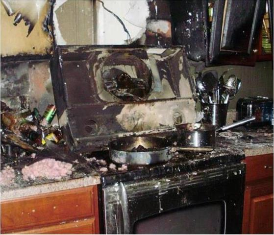 Fires can be especially devastating to your home or business. After the fire trucks leave, your property will likely suffer from not only fire and smoke damage, but also widespread water damage and flooding from firefighting efforts.