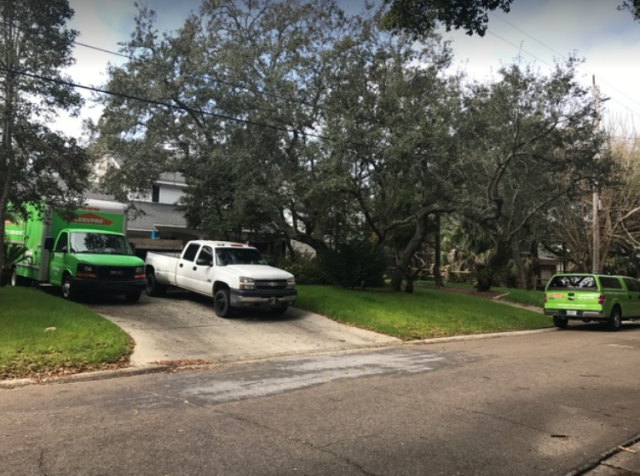Milton, FL - SERVPRO specialize in restoring contents damaged by storms and other water damage events.