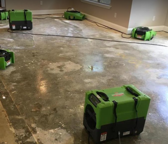 SERVPRO is a trusted leader in commercial property cleaning and restoration.