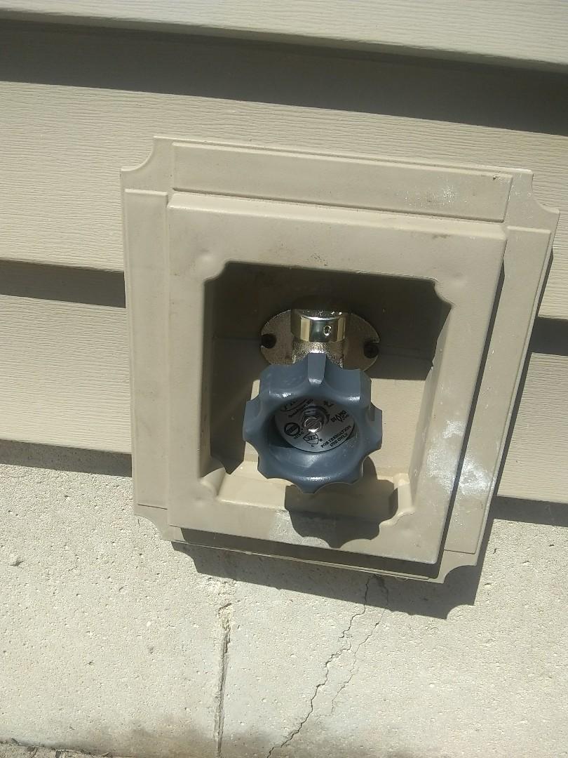 Sun Prairie, WI - Plumber needed. Install mainsfield sillcock