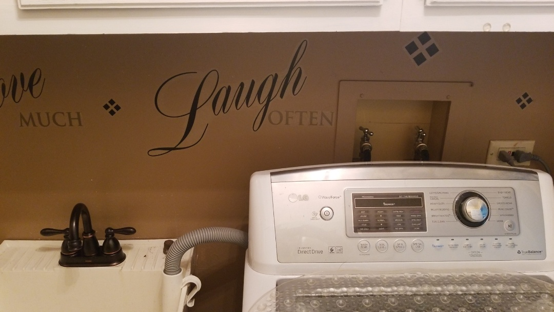 Libertyville, IL - Install new shut off on hot and cold laundry and also install new faucet