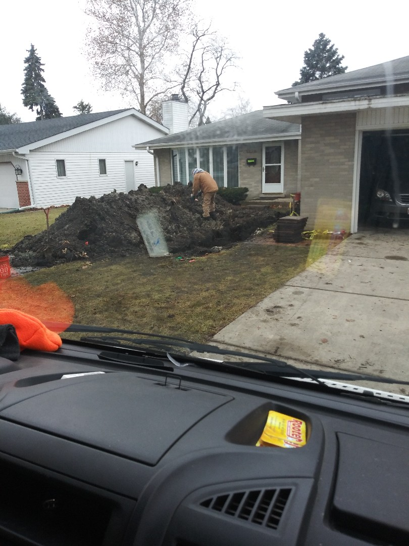 Arlington Heights, IL - Sewer repair