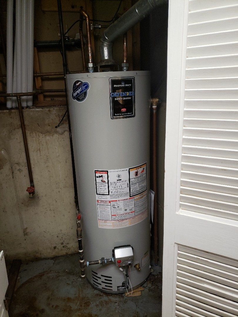 Crystal Lake, IL - Install new water heater