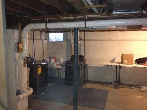 East Windsor, NJ - Like I said folks we create plumbing solutions