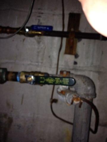 Hightstown, NJ - New valve. Love this stuff. :)