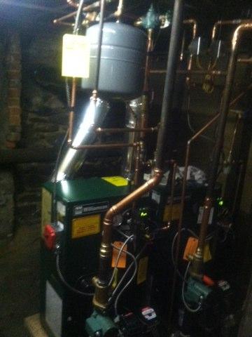2new boilers