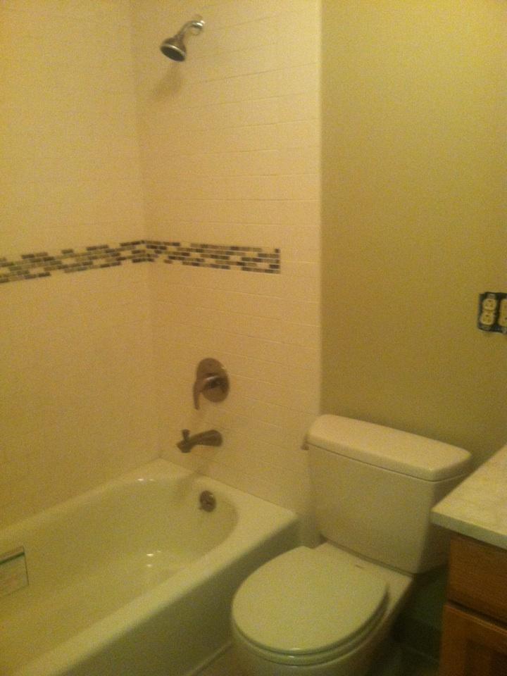 Manasquan, NJ - Today we are finishing a bathroom