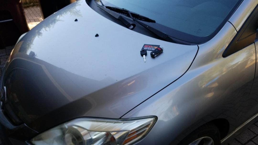 Mazda key made