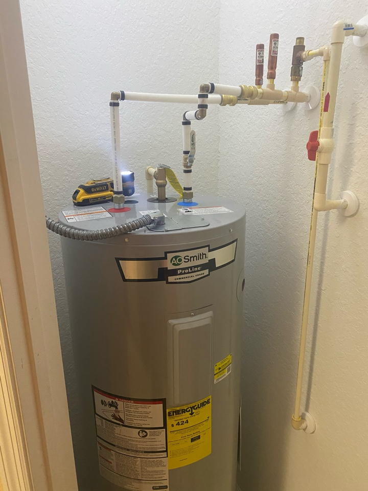 Kissimmee, FL - 50 gal water heater replacement