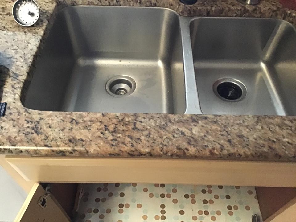 Apopka, FL - Cleared kitchen drain blockage