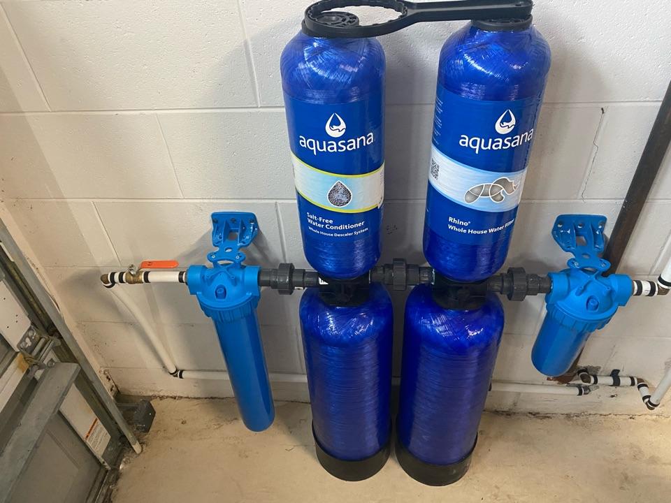Oviedo, FL - Aquasana install