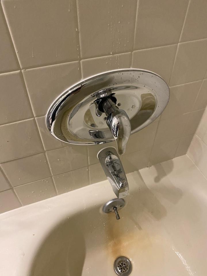 Longwood, FL - Shower valve replacement