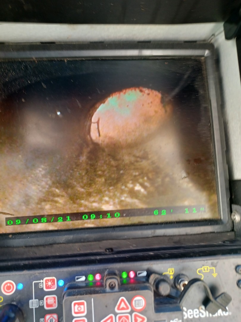 Altamonte Springs, FL - Camera sewer line