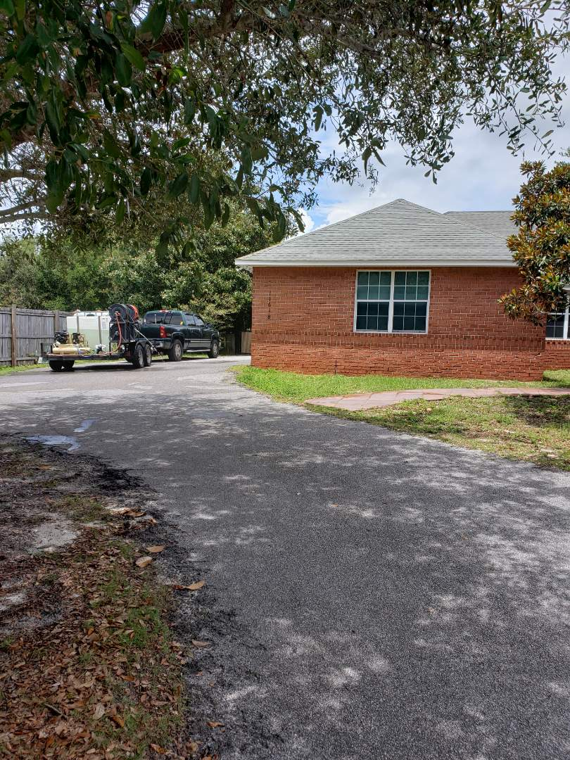 Pensacola, FL - House washing in Pensacola