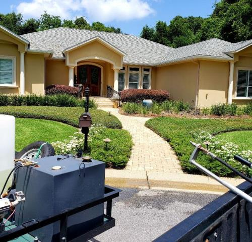 Pensacola, FL - This is a business that has built a reputation for providing exceptional services, including power washing for residential, commercial, and industrial structures.  Check Our Complete Services Here: https://powerwashingbeauchamp.com/services/
