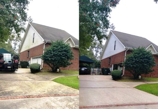 Driveways & Roadways Pressure Washing in Pensacola : If you are wondering what the best solution for cleaning your roadways and ramps is, then look no further. Pressure washing is the best way to clean them.   Visit Us Here: https://powerwashingbeauchamp.com/roadways-and-ramps/