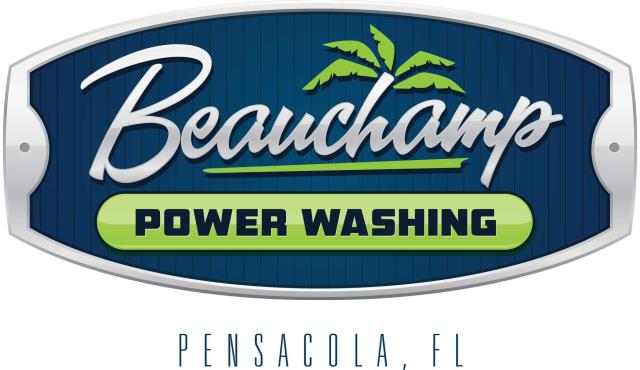 House washing, driveway and fence cleaning in Pensacola.