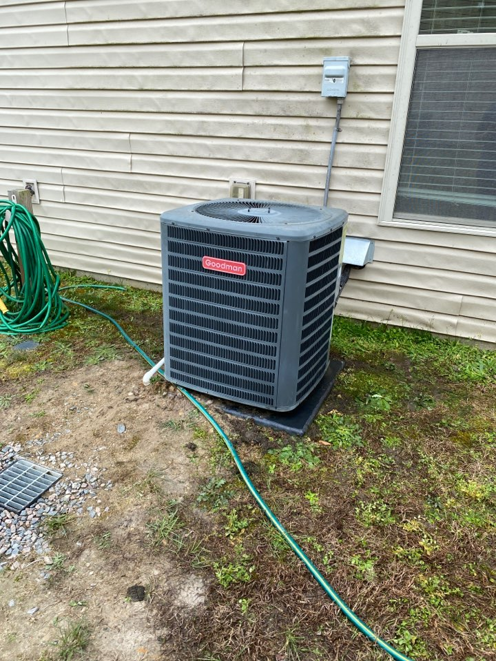 Goodman heat pump repair