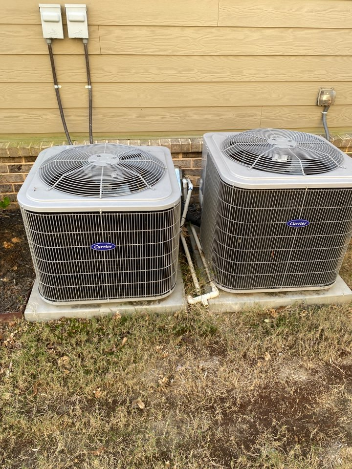 Carrier ac service