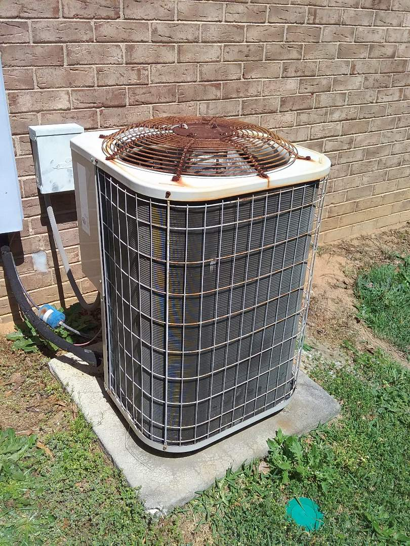 Performed repair on Payne heat pump
