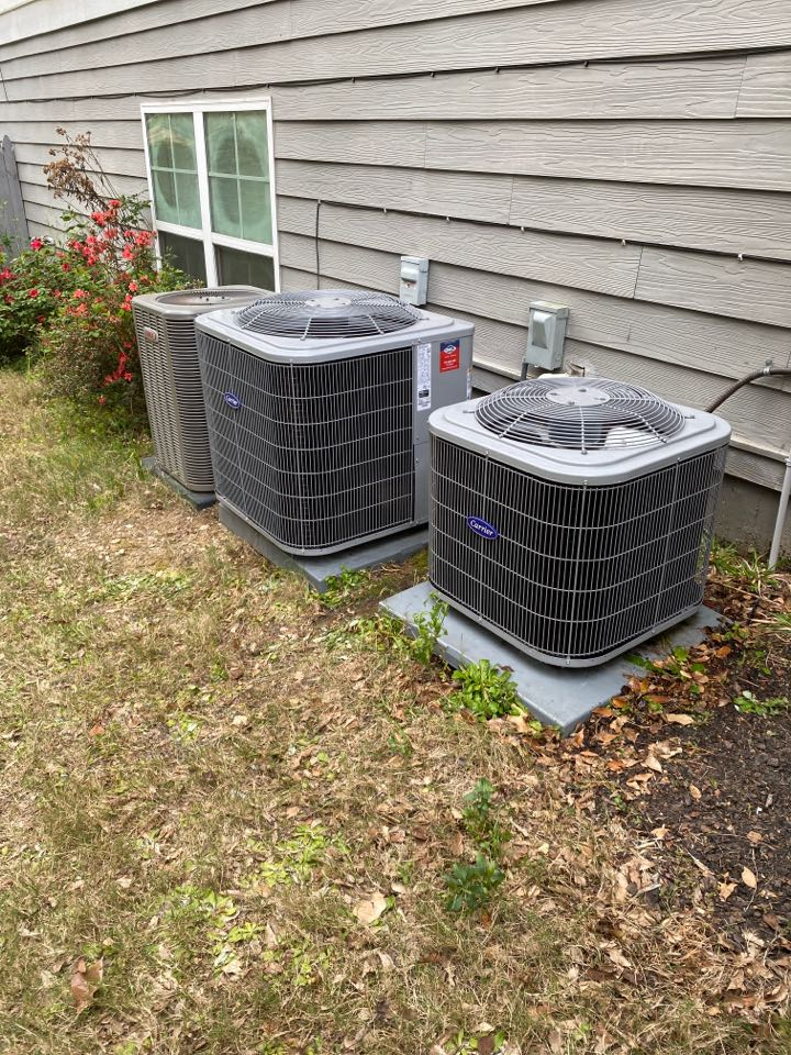 Carrier ac repair