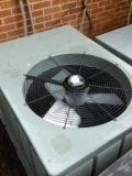 Augusta, GA - Performed repair on Rheem air conditioner
