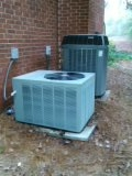 Evans, GA - Performed repair and maintenance on Trane and Rheem air conditioner